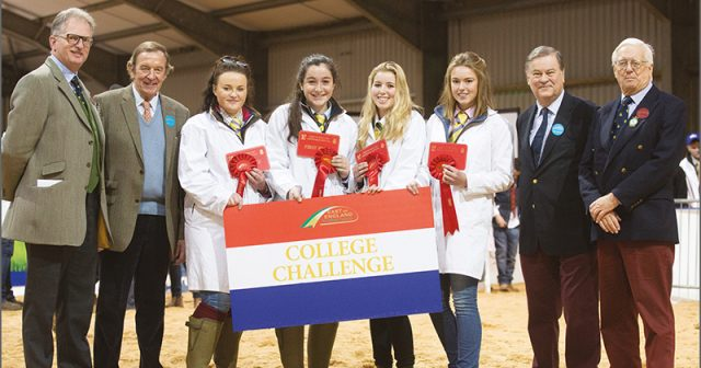 FEATURE: Students bring home the bacon at farming festival