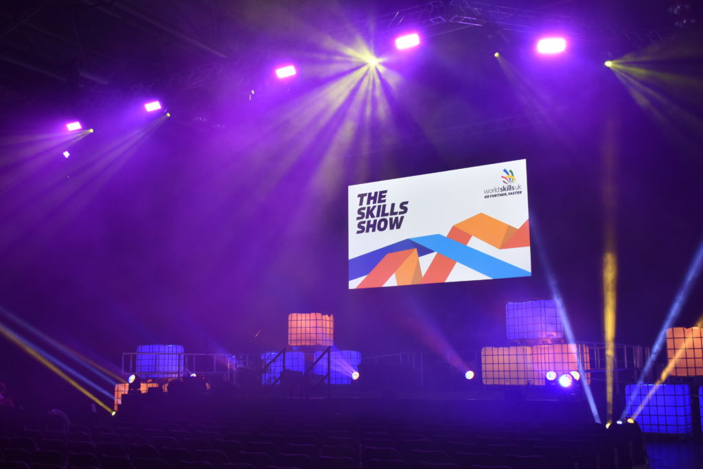 Scotland and Wales win big at Skills Show 2016 competition finals