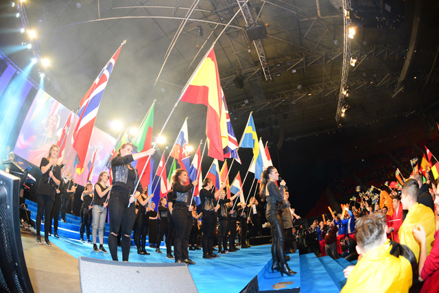 'You are the role models of the future' competitors are told as EuroSkills 2016 opens
