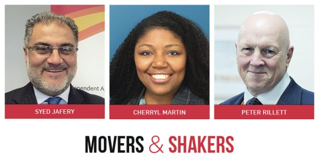Movers & Shakers: Edition 190