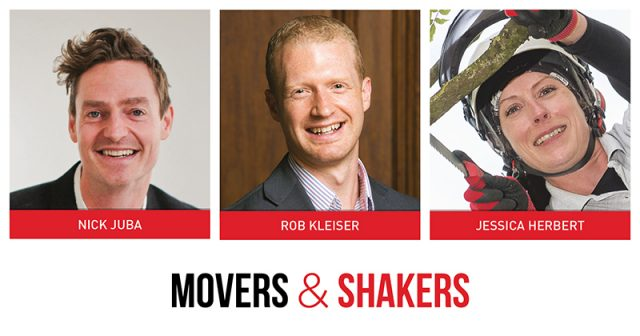 Movers & Shakers: Edition 191