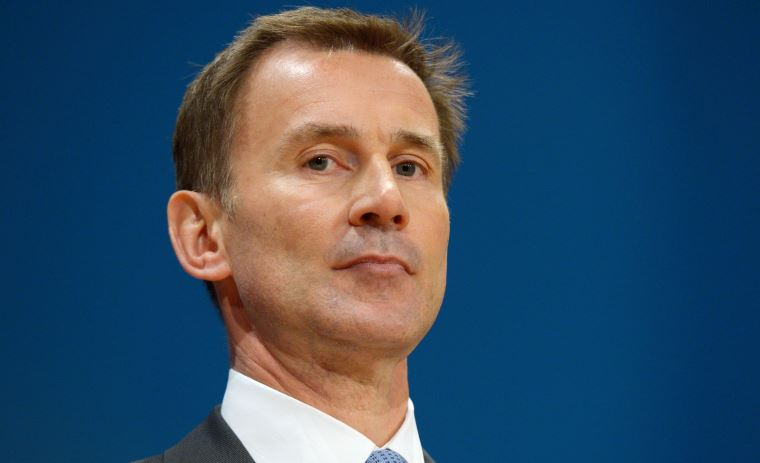New nursing degree apprenticeship announced by Jeremy Hunt