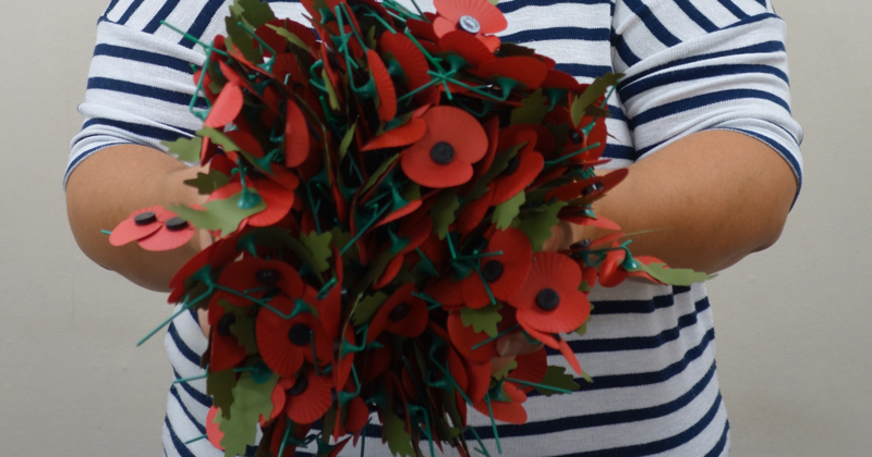 Poppy selling won't lose its appeal for Sian