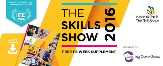 The Skills Show Supplement 2016