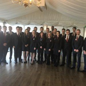 Skills minister bids farewell to Team UK with heartfelt speech