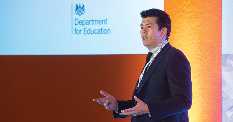 Lead DfE civil servant debunks Skills Plan 'myth'