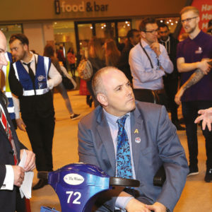 Scotland and Wales dominate Skills Show 2016 medal table
