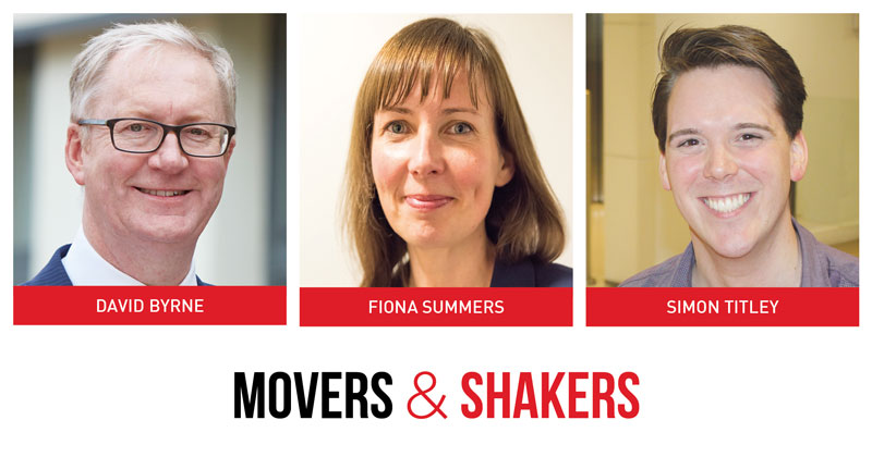 Movers and Shakers: Edition 195