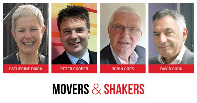 Movers and Shakers: Edition 196
