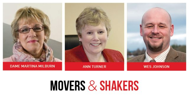 Movers and Shakers: Edition 197