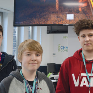 FEATURE: Young developers create chart-topping PC adventure game