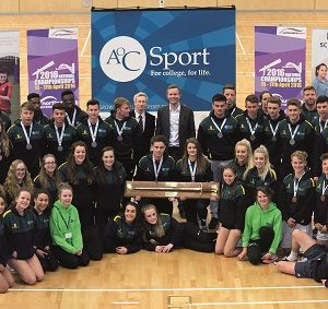 Thousands competing in AoC Sport National Championships 2017