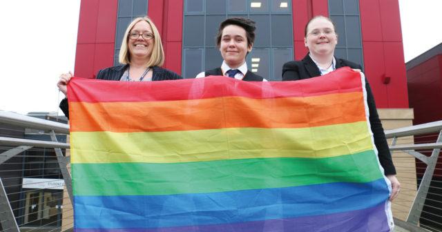 FEATURE: West Nottinghamshire college flies the flag for diversity