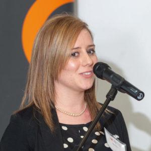 Emily Hicks, Festival of Learning 2016 Patron's Award winner