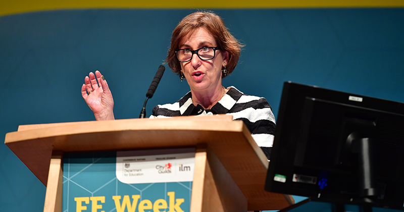 Delegates flood to Birmingham for FE Week's Annual Apprenticeships Conference