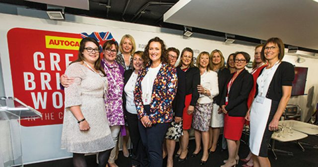 Autocar's car industry awards for women open up to apprentices