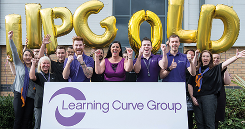 Training provider receives top accolade for their investment in employees