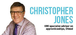 Apprenticeships: what are Ofsted inspectors looking for?