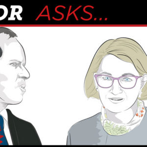 Editor Asks: Amanda Spielman, chief inspector, Ofsted