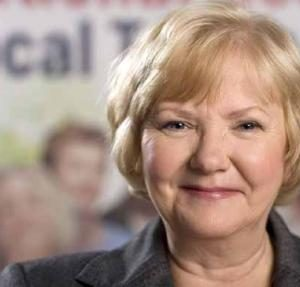 Warm tributes paid to 'doyenne' of the employability and skills sector Janette Faherty
