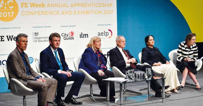 Panel debates end-point assessment and RoATP