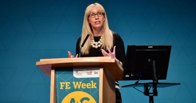 Ofqual boss: lack of end point assessment organisations is 'not irresponsible'