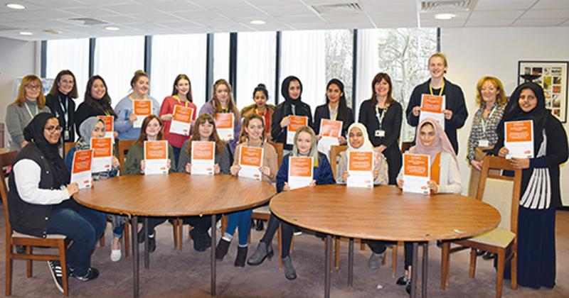 Meet Lancashire's youngest English teachers