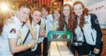 Formula 1 challenge pits apprentices against school pupils