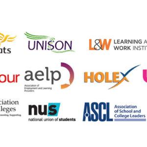 Whole FE sector backs #SaveOurAdultEducation campaign