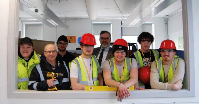 What happened during National Apprenticeship Week 2017?