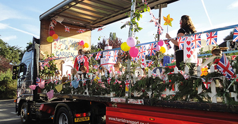 College steps in as sponsor to save 103-year-old local carnival
