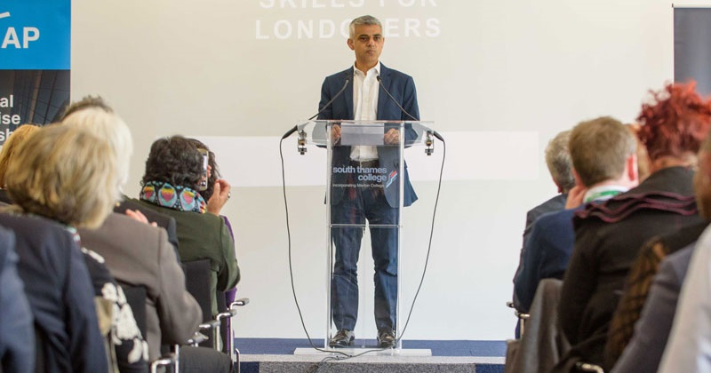 Former principals named on mayor's Skills for Londoners taskforce