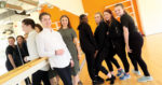 Strictly stars give new dance studio full marks