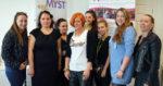 Scheme to help unemployed women find work gets a hand from college students