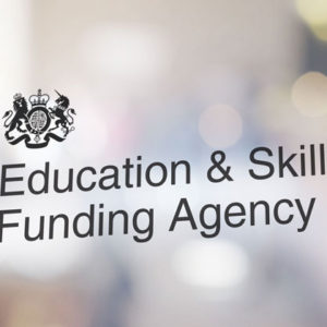 ESFA row-back on plans to increase apprenticeship performance threshold