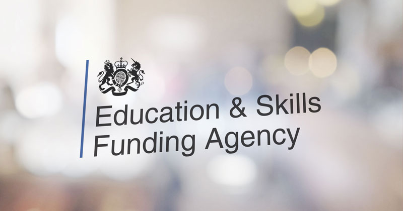 ESFA reveals timescales for provider access to £50m work placement pot
