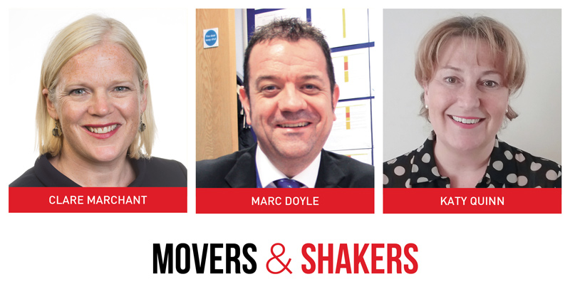 Movers and Shakers: Edition 205
