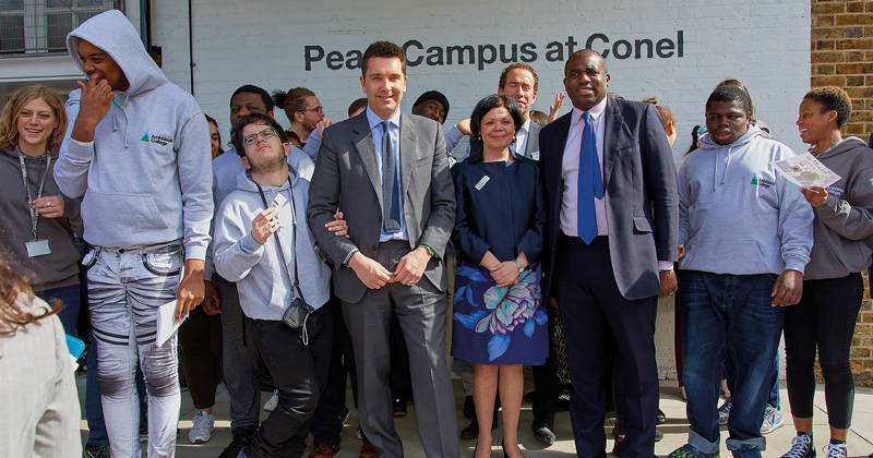 National charity opens London's first-ever autism college