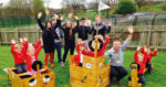 Employability skills project gifts playtime to primary pupils