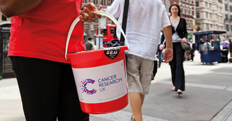 Cancer Research UK calls for major levy rethink over charities