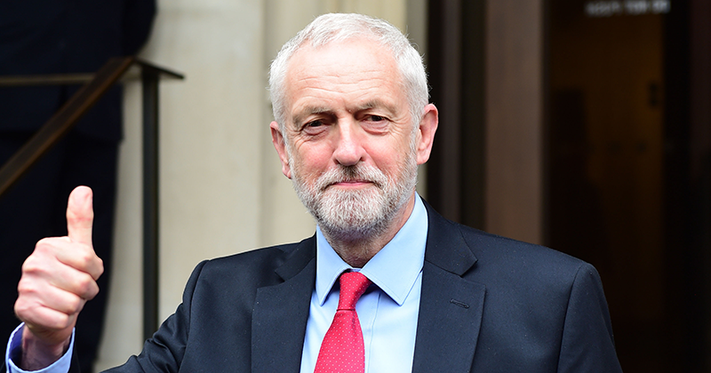Corbyn demands end of FE loans in new Labour push