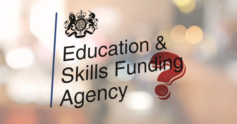 ESFA £650m non-levy tender has 'descended into farce'