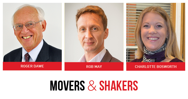 Movers and Shakers: Edition 207