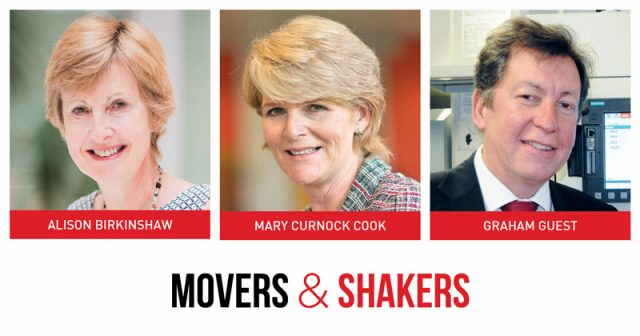Movers and Shakers: Edition 208