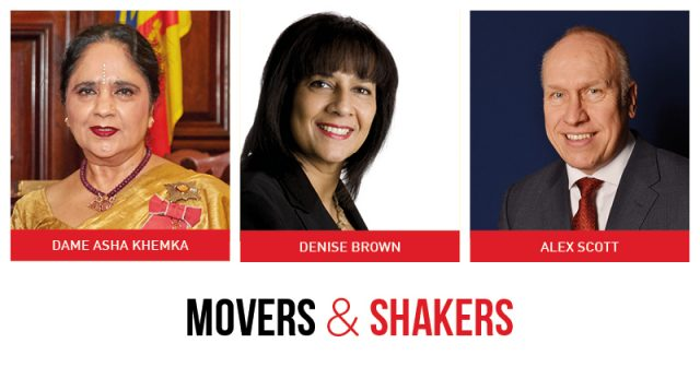 Movers and Shakers: Edition 209
