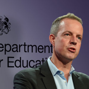 DfE ditches Boles back-to-school plan for apprentices