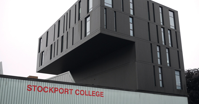 Three-time 'inadequate' college merger completes