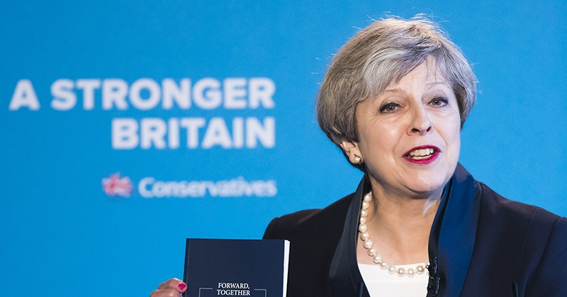 Conservatives announce surprise pledge to let levy pay wages