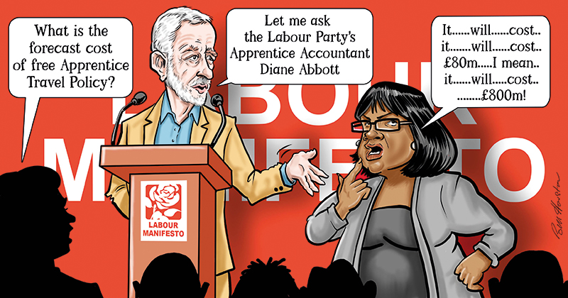 Costs in question after Labour apprentice pledge