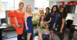 Daughter of beauty student inspires winning design in college fashion competition